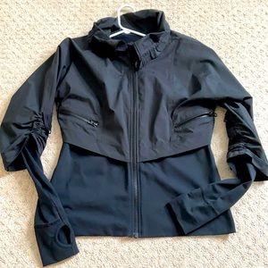 Lululemon black zip jacket